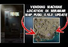 Photo of Where To Find Vending Machine in PUBG Mobile?