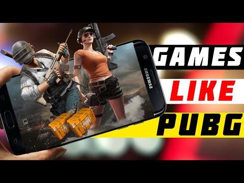 Alternative of PUBG Mobile