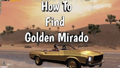 Photo of How To Find Golden Mirado In PUBG Mobile?