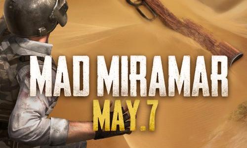 Mad Miramar Launching on May 7