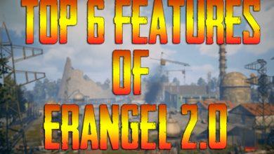 Photo of Top 6 Best Features of Erangel 2.0 in PUBG Mobile