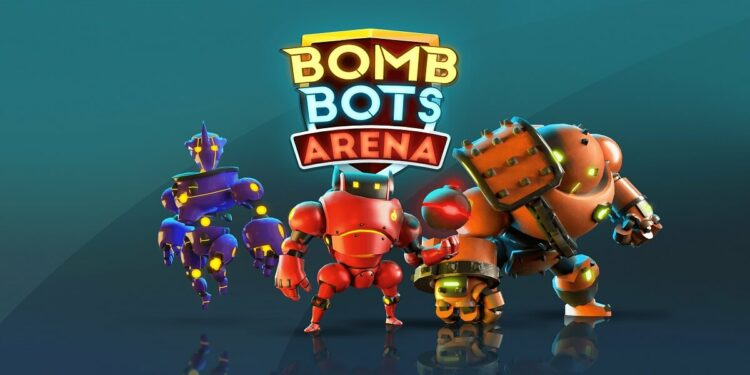 Bomb Bots Arena Is Coming