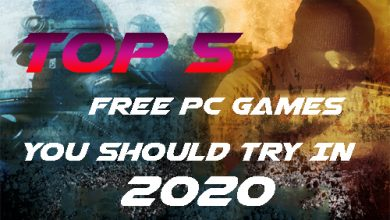 Photo of Top 5 FREE PC Games You Should Try In 2020