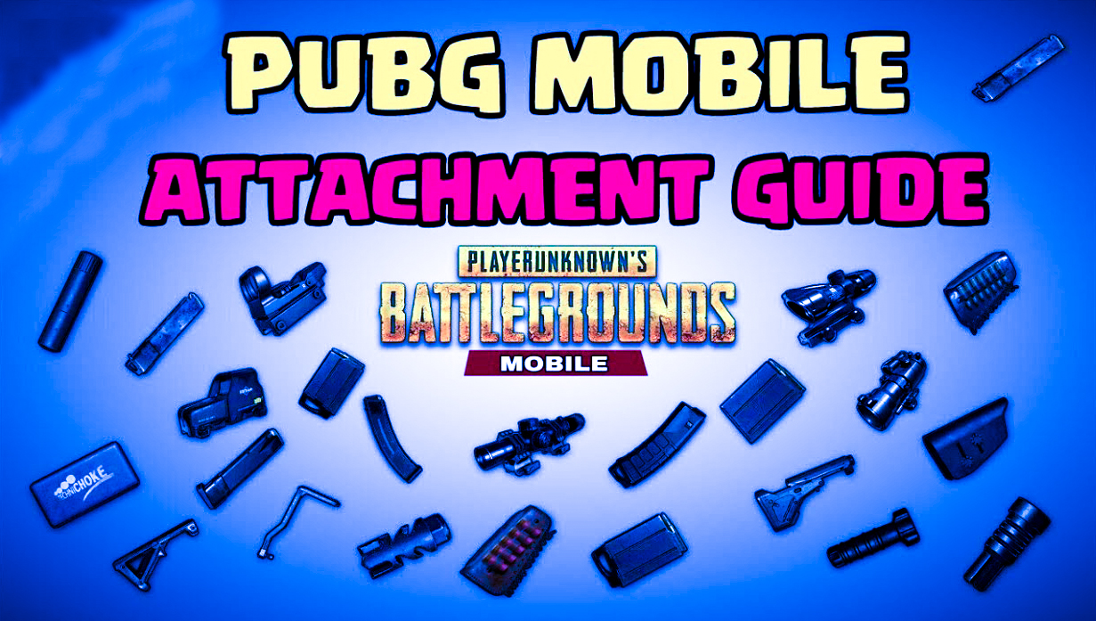 How to Control Recoil With Attachments in PUBG Mobile