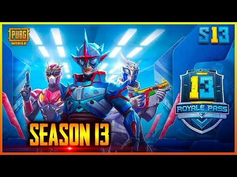 Season 13 All Leaks