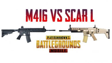 Photo of Scar-L VS M416 : Which is the best in PUBG Mobile?