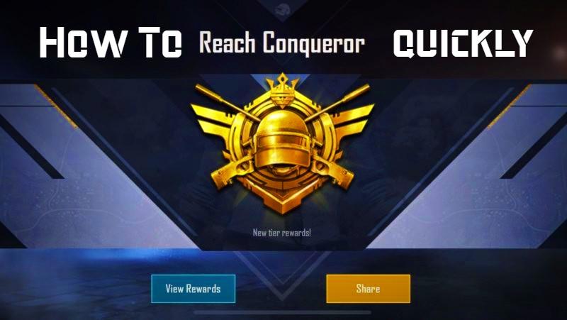 How to Reach 'Conqueror' Tier