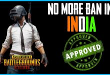 Photo of PUBG MOBILE Is NO MORE BAN IN INDIA