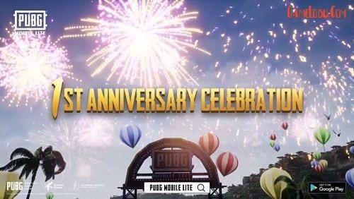 The 1st Anniversary Updates in PUBG Mobile Lite