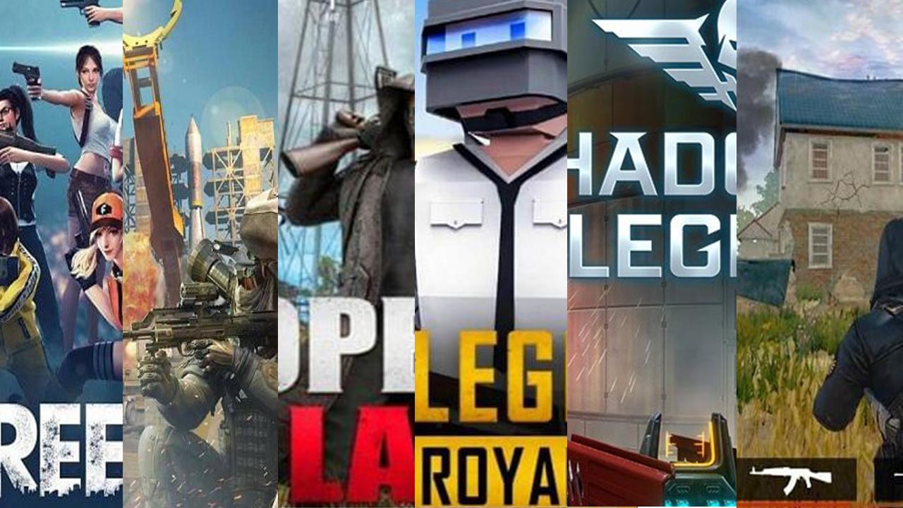 Games like PUBG Mobile