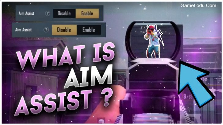 What is Aim Assist in PUBG Mobile?
