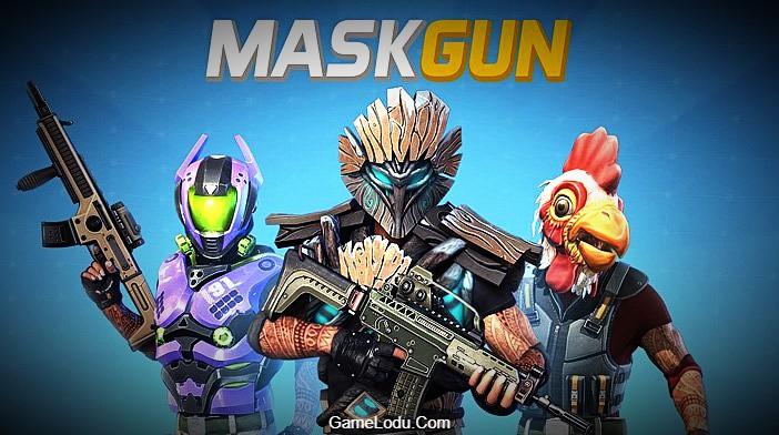 The MaskGun Multiplayer Shooting Game