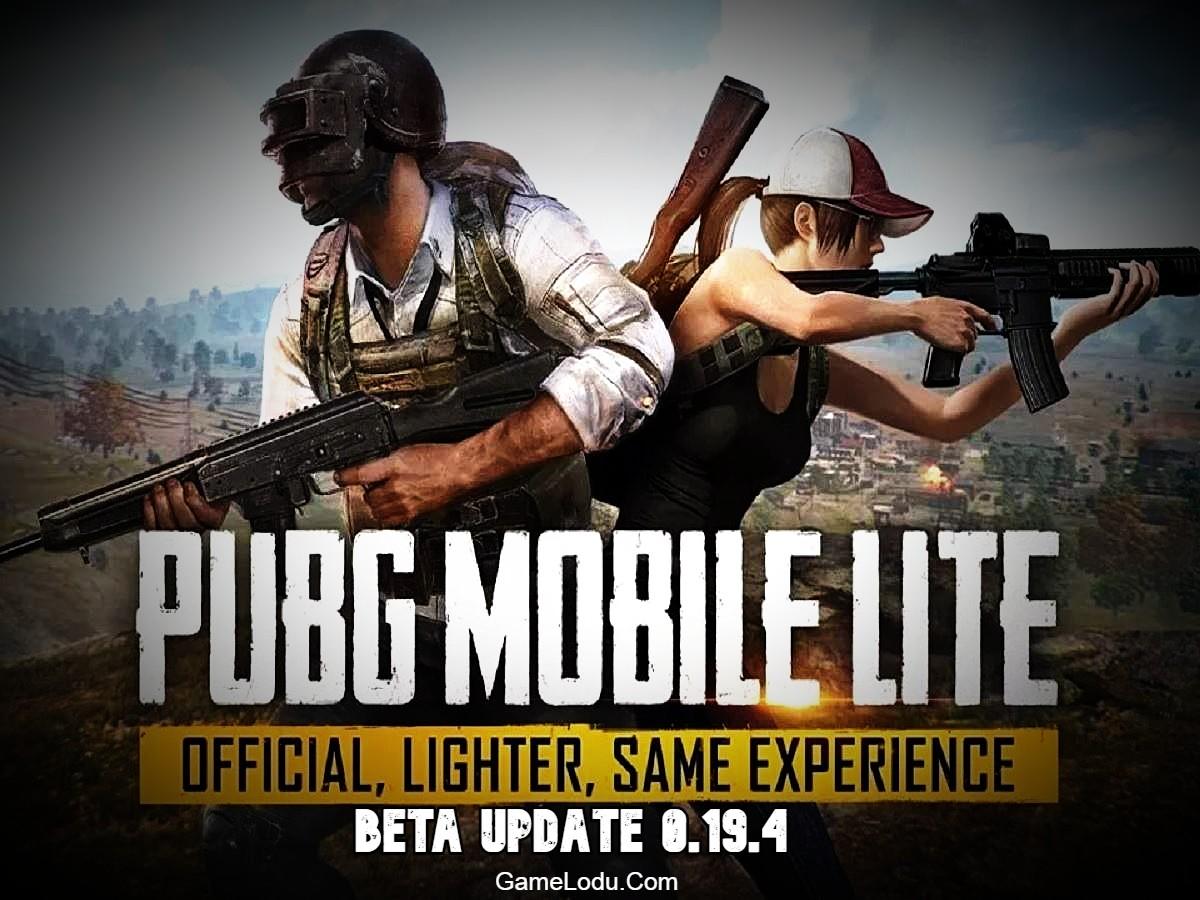 PUBG Mobile Lite 0.19.4 Beta Update