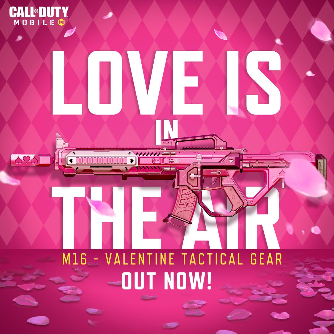 Image from Call of Duty Mobile Facebook Page