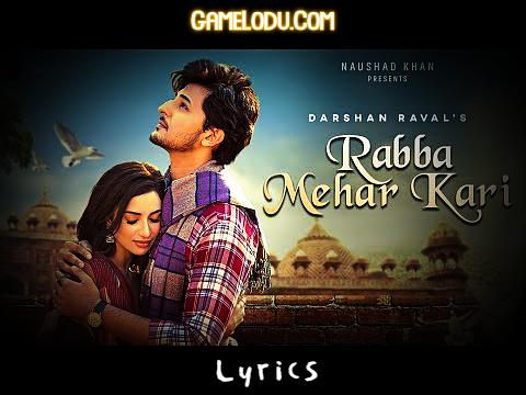 Rabba Mehar Kari Lyrics Mp3 Download