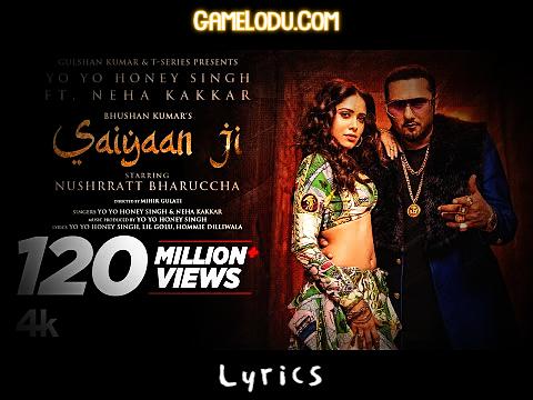 Saiyan Ji Lyrics Mp3 Song Download