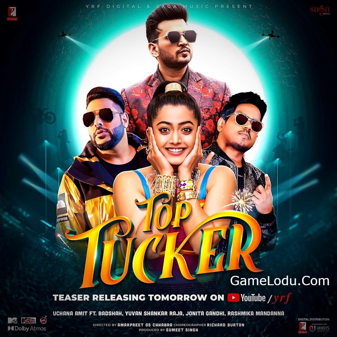 Top Tucker Rashmika Mandanna Lyrics Mp3 Song Download