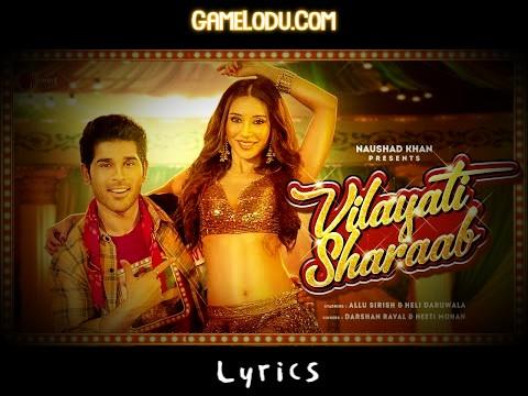 Ho Tere Naina Vilaayatee Sharaab Ho Gaye Mp3 Song