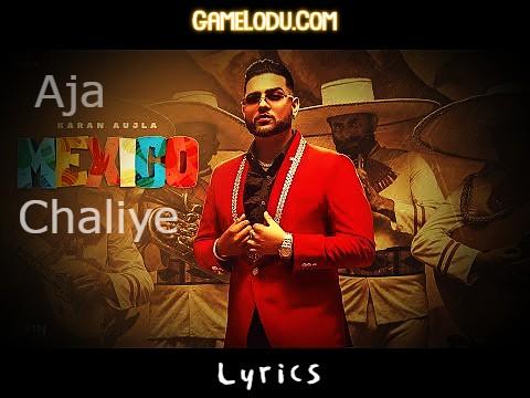 Aja Mexico Chaliye Mp3 Song Download