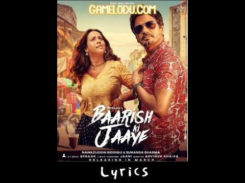 BAARISH KI JAAYE MP3 SONG DOWNLOAD