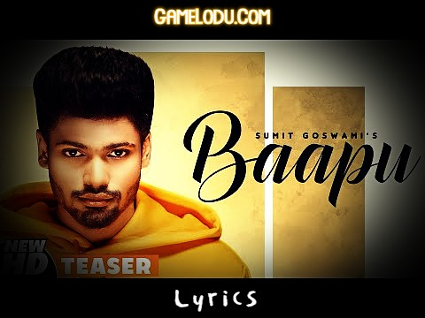 Baapu - Sumit Goswami Mp3 Song Download