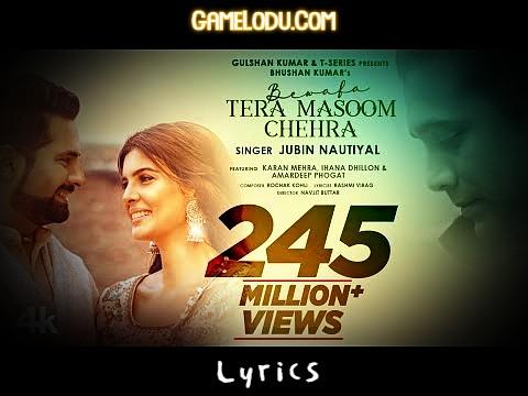 Bewafa Tera Masoom Chehra Bhool Jaane Ke Kabil Nahi Hai Mp3 Song Download