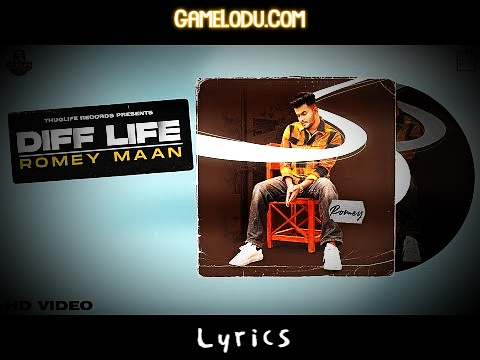 Diff Life Jatt Di Mp3 Song