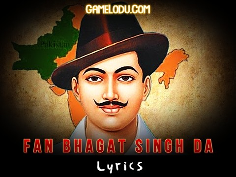 Fan Bhagat Singh Da Mp3 Song