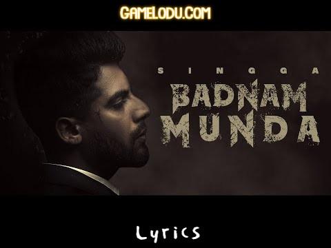 Badnam Munda Mp3 Song Download