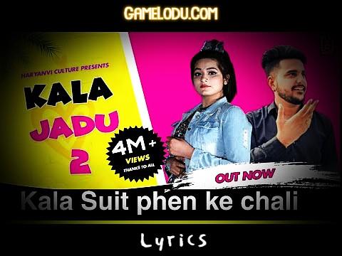 Kala Suit Pehan Ke Chali Mp3 Song Download