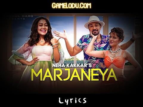 Marjaneya Tu Hunn Nai Karda Pyar Mp3 Song