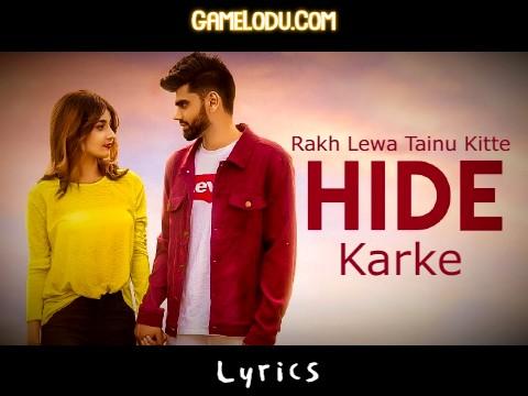 Rakh Lewa Tainu Kitte Hide Karke Mp3 Song Download