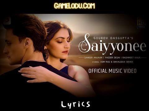Saiyyonee – Yasser Desai Mp3 Song