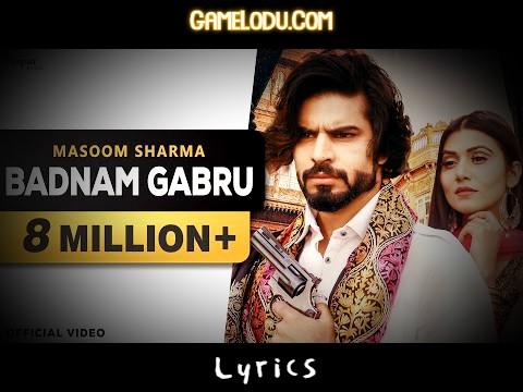 Badnam Gabru Mp3 Song Download