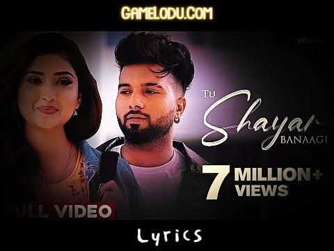 Tu Shayar Banagi Mp3 Song Download