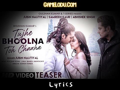 Tujhe Bhoolna Toh Chaaha Lekin Bhula Na Paye Mp3 Song