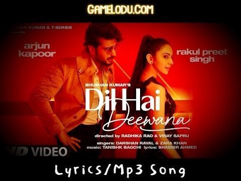Aaja Na Dil Hai Deewana Darshan Raval Mp3 Song