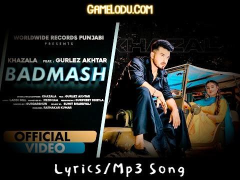 Badmash Ve Jatta Mp3 Song