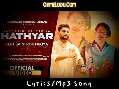 Char Din Me Thari Ganga Amit Saini Rohtakiya Mp3 Song