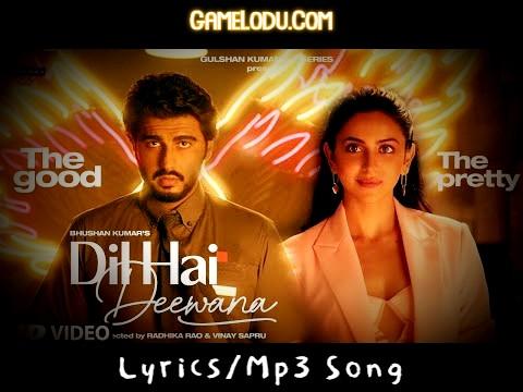 Dil Hai Deewana Darshan Raval Mp3 Song