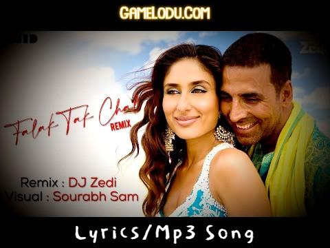 Falak Tak Chal Sath Mere Remix DJ Zedi Mp3 Song