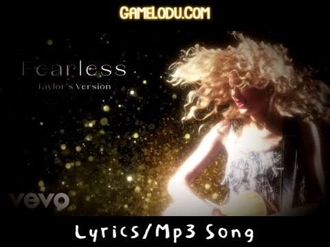 Fearless Mp3 Song