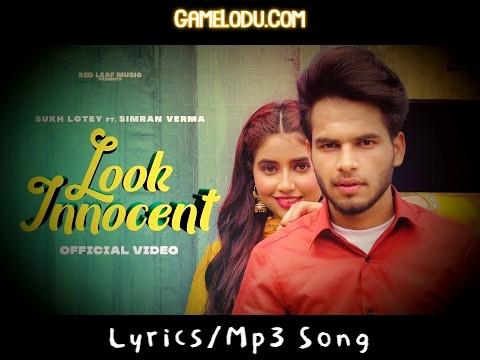 Ho Look Innocent Aae Tr Gabru Ch Chor Ni Mp3 Song
