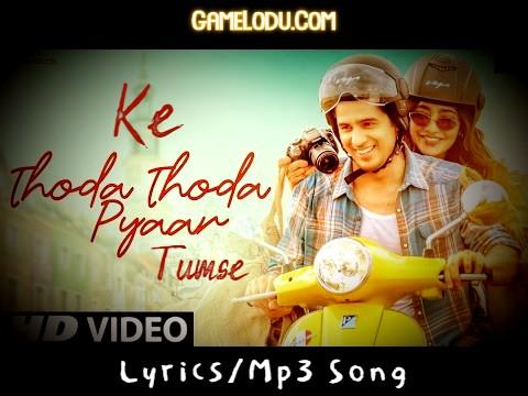 Ke Thoda Thoda Pyar Hua Tumse Mp3 Song