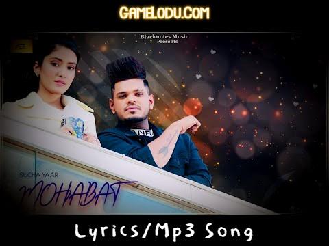 Mohabat Sucha Yaar Mp3 Song