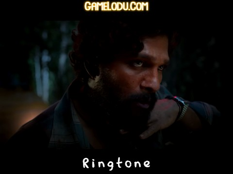 Pushpa Raj Thaggede Le Dialogue Ringtone