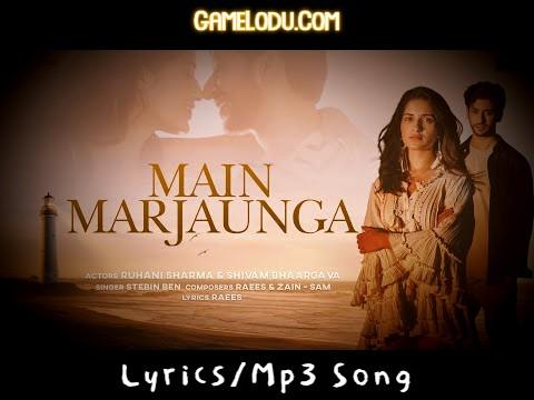 Main Tanha Na Jee Paunga Main Jeete Jee Marjaunga Mp3 Song
