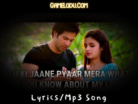 Tu Ki Jaane Pyar Mera Mp3 Song