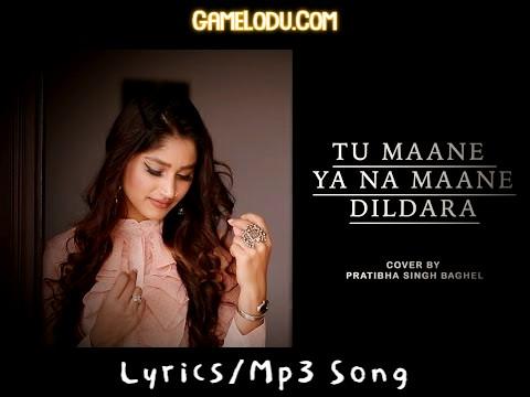 Tu Mane Ya Na Mane Dildara Female Version Mp3 Song