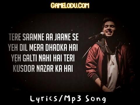 Aise Na Mujhe Tum Dekho Seene Se Mp3 Song